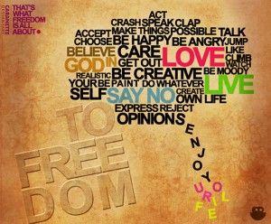 38. Freedom